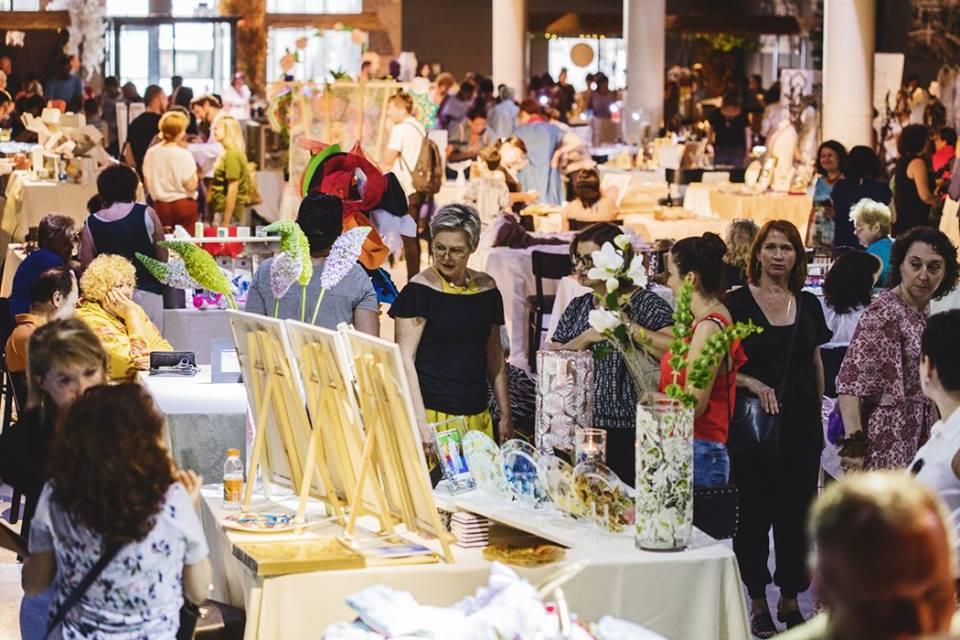 Фестиваль – праздник для покупателей, нетворкинг и связи для мастеров.