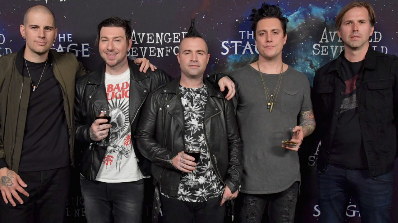Avenged Sevenfold в Израиле