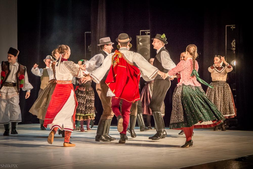 Венгерский государственный фольклорный ансамбль представляет новую программу «Воспоминания о Закарпатье»