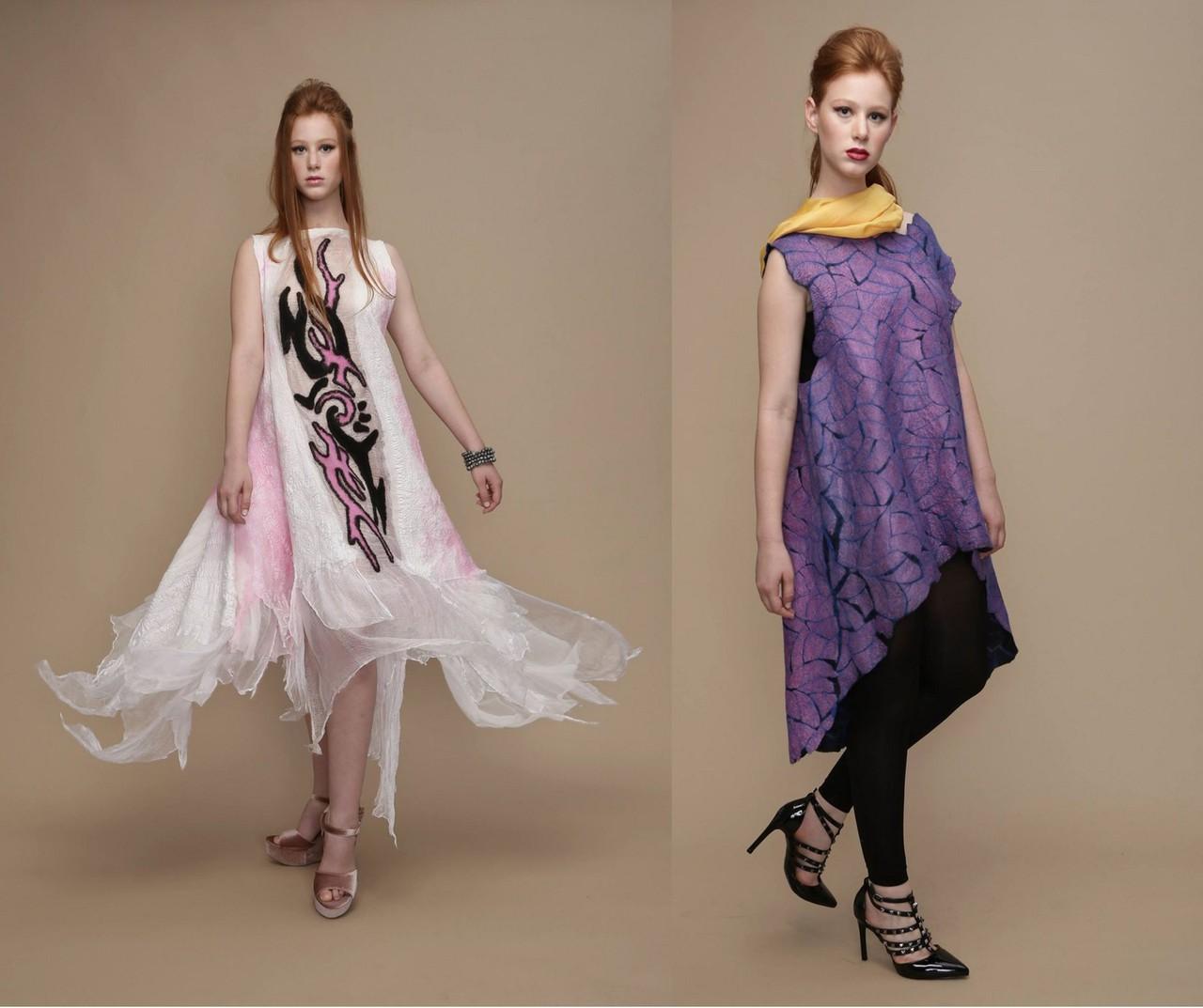 Фантазийная мода Ларисы Адар