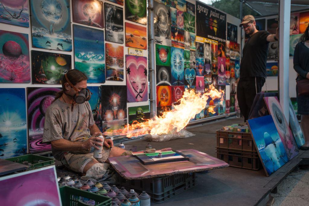 """Ежегодная международная ярмарка декоративно-прикладного искусства """"Хуцот Ха-Йоцер"""" пройдет в Иерусалиме с 6 по 18 августа!"""