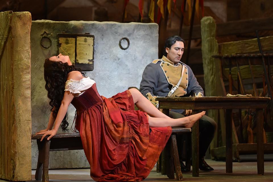 Опера всех опер – «Кармен»