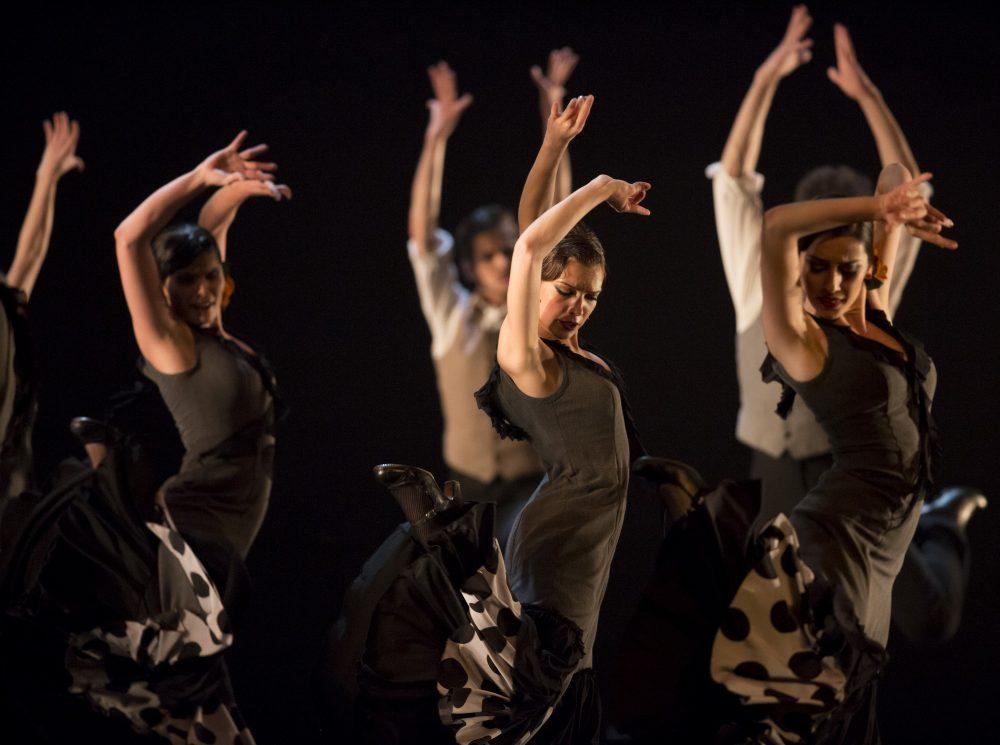 Испанская мозаика шоу-балета «Larreal»