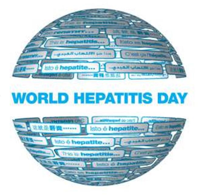 28 июля – Международный День борьбы с Гепатитом 2018: «Диагностировать и лечить гепатит»