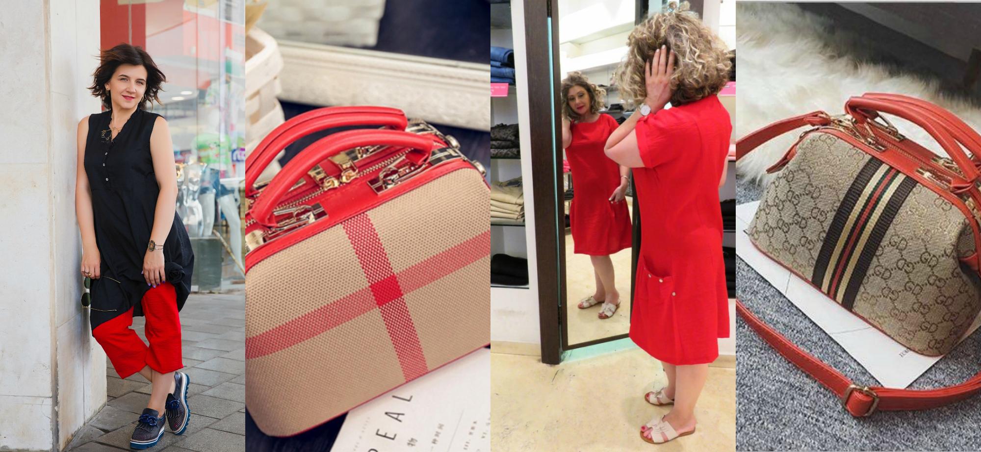 Красный – цвет любви, моды и Ту бе-Ав