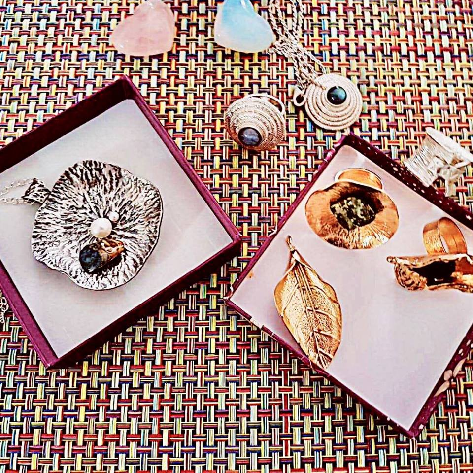 Уникальные украшения от бренда Jeweleddesign