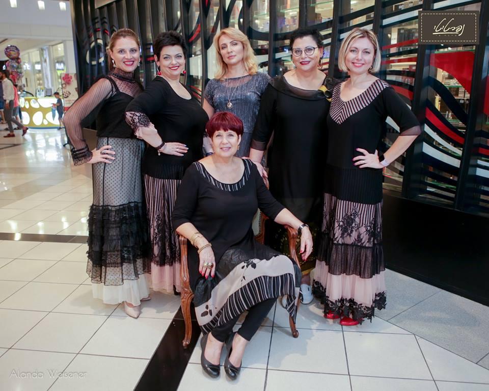 Вечер Size Plus моды и стиля «Современная Нефертити»