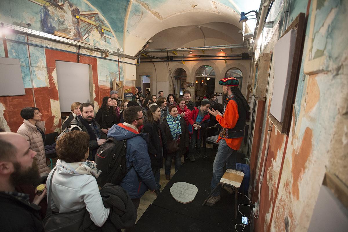 Тайные сокровища старого дома  – квест в музее Иланы Гур в Старом Яффо 12 октября