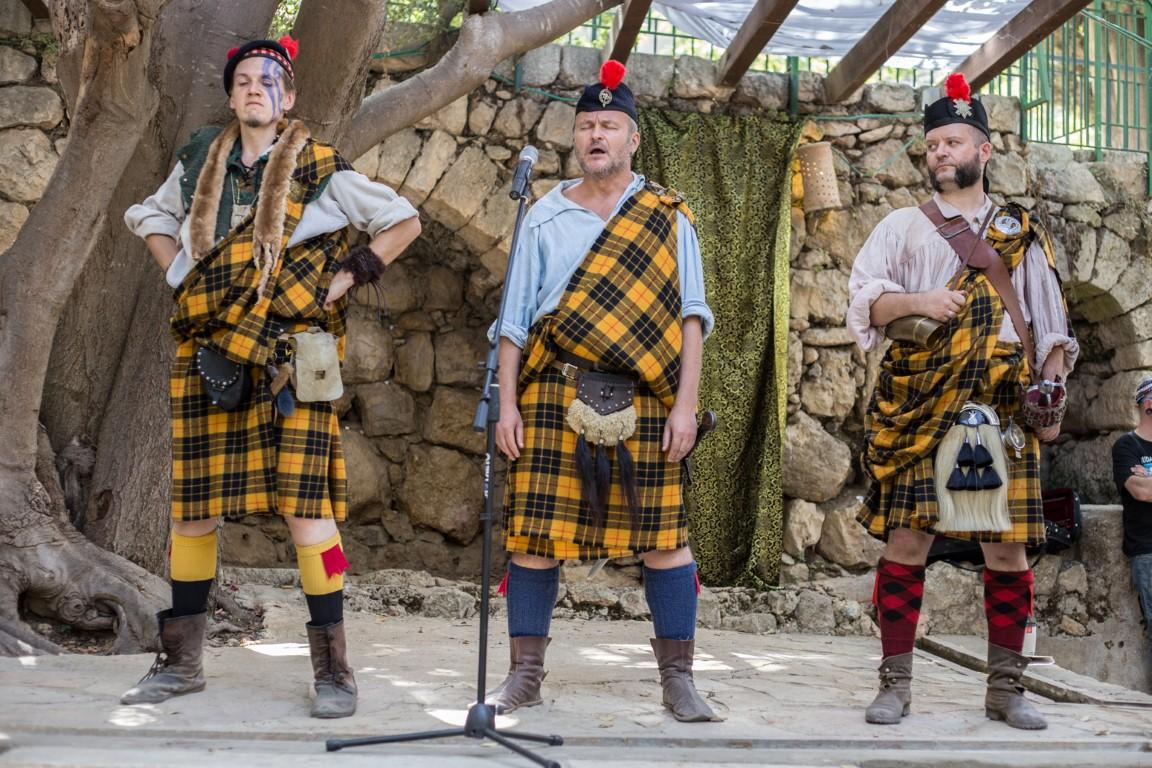 «Рыцари Иерусалима»: средневековая сказка на Суккот в парке ремесел Эйн-Яэль – 29 и 30 сентября