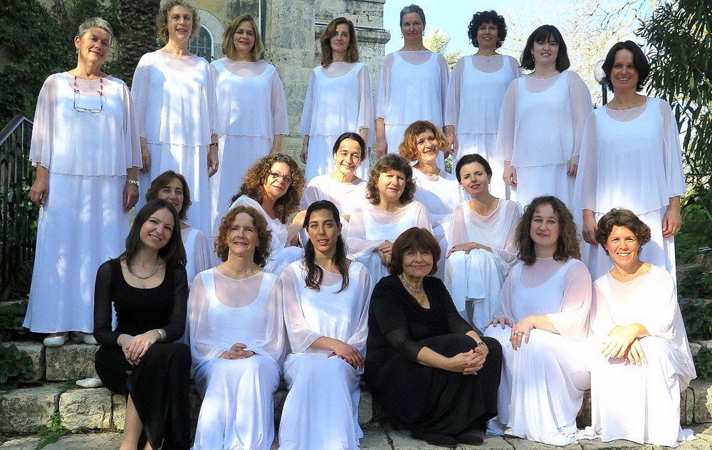 Хор «Лира» из Болгарии приглашен в Абу-Гош на международный вокальный фестиваль