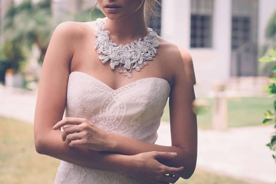 Искусство свадебного образа в деталях