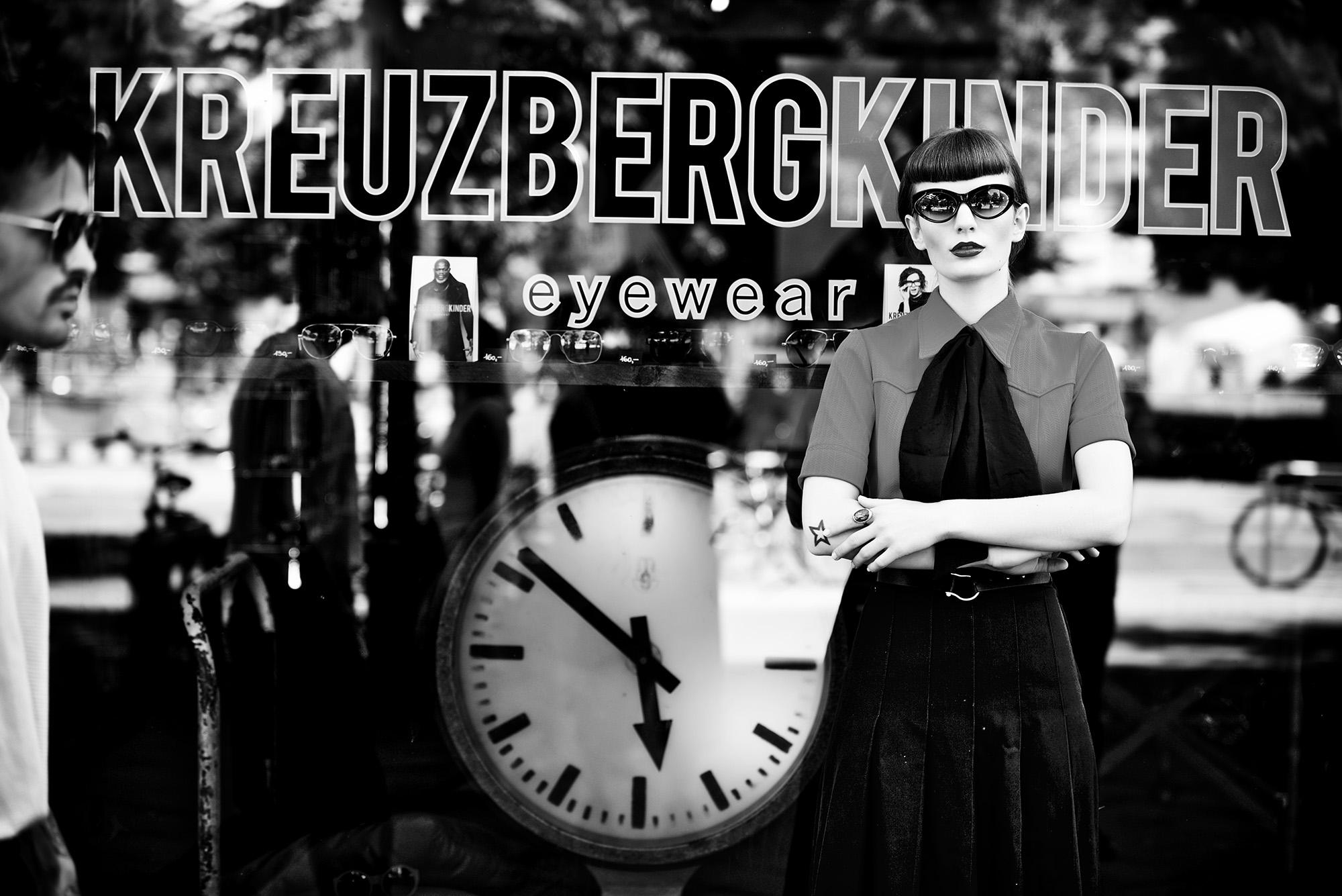 Kreuzberg Kinder: новый стиль из сердца Европы