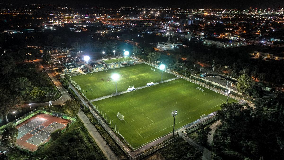 Новый спортивный парк открылся в Кирьят-Хаиме