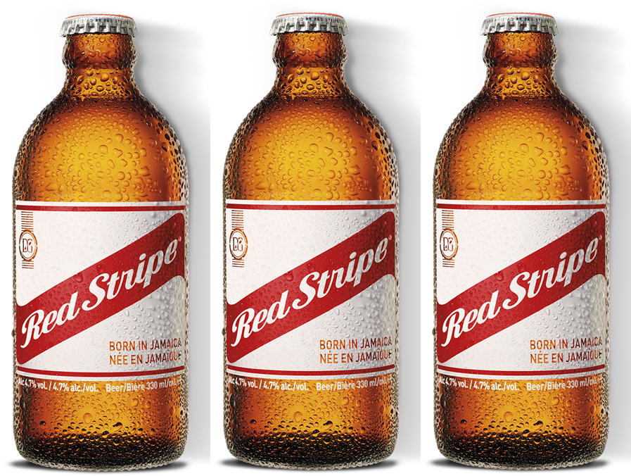 Jamaica – пиво Red Stripe