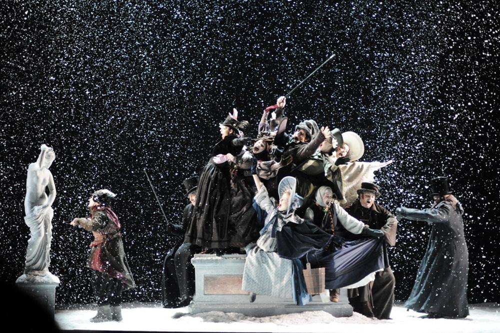 «Маскарад» и «Медея» Театра Вахтангова на юбилейном фестивале национального театра «Габима»