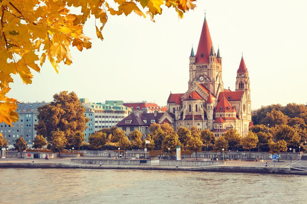 Осенние краски старой Европы