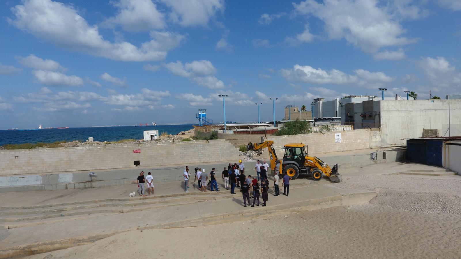 Хайфа: убрана последняя преграда к созданию единой набережной