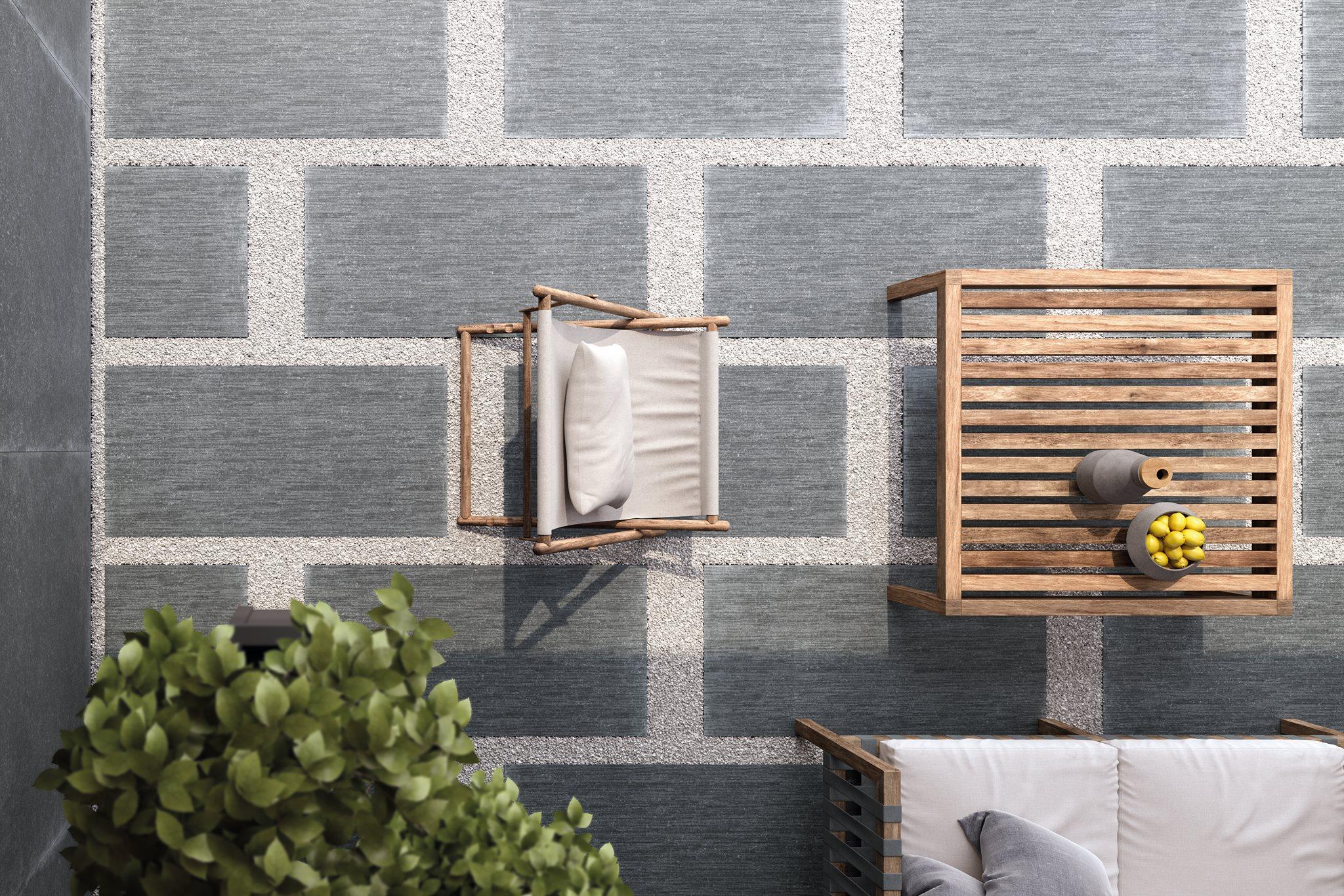 Тренды 2019 года в керамике: от бетона до паркета