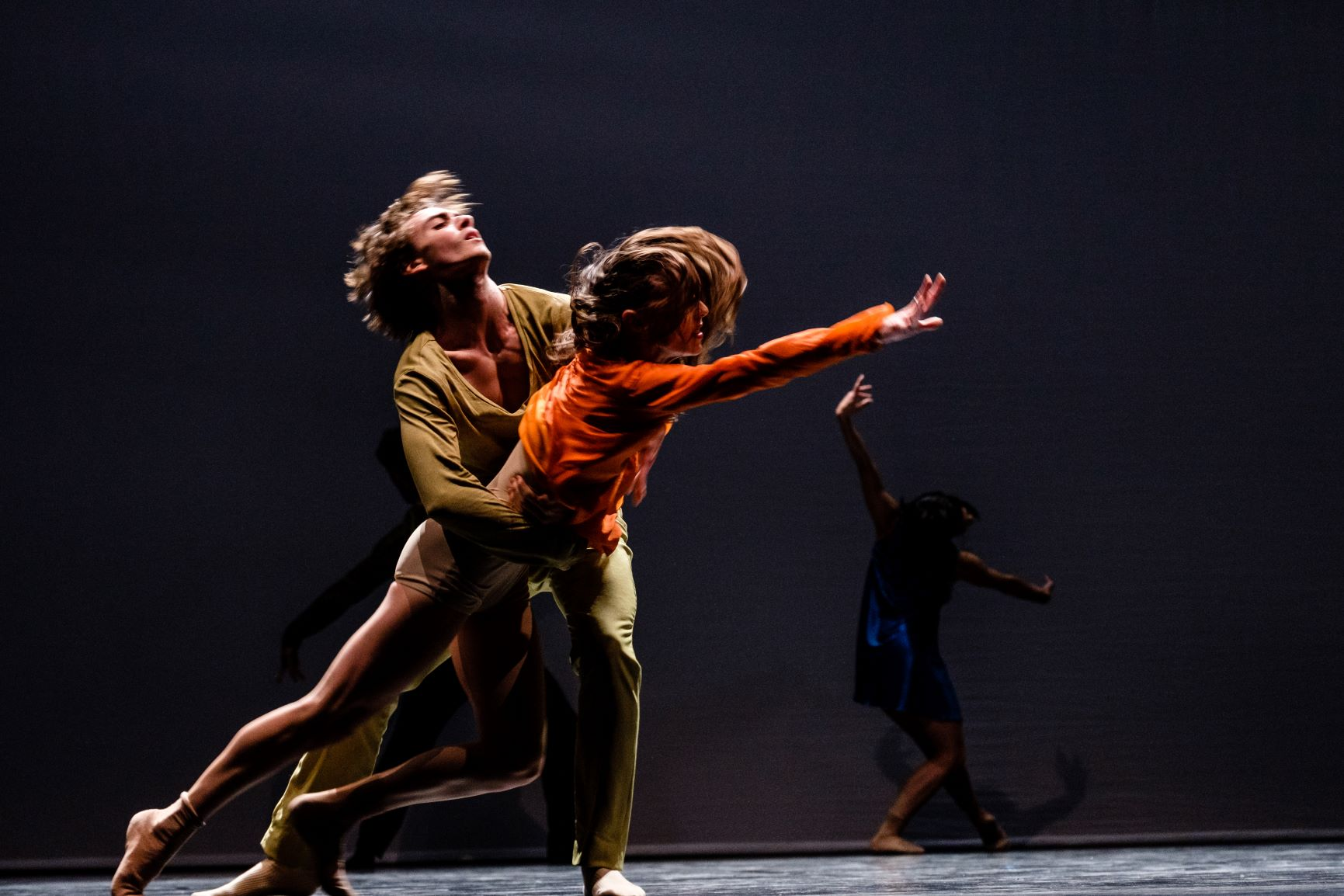 Октябрьские проекты фестиваля Tel Aviv Dance 2018