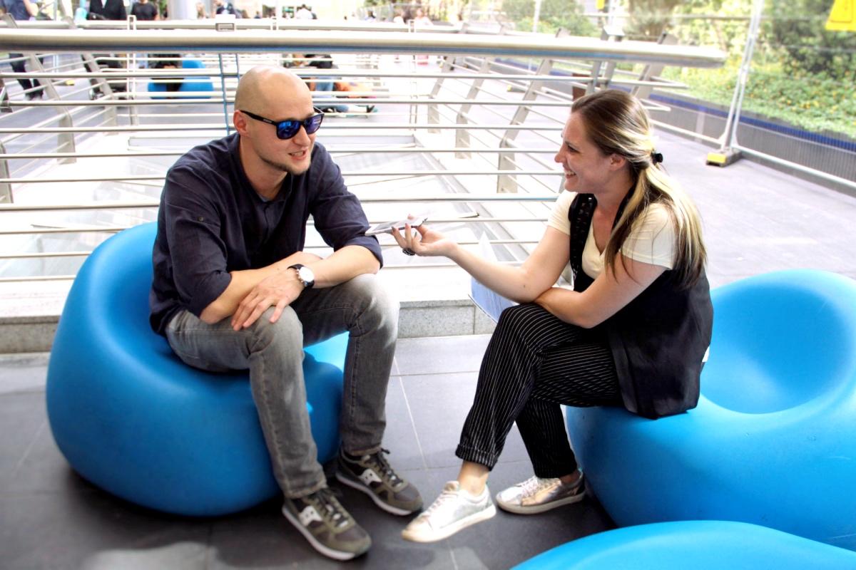Эксклюзивное интервью: Андрей Хлывнюк, фронтмен группы «Бумбокс»