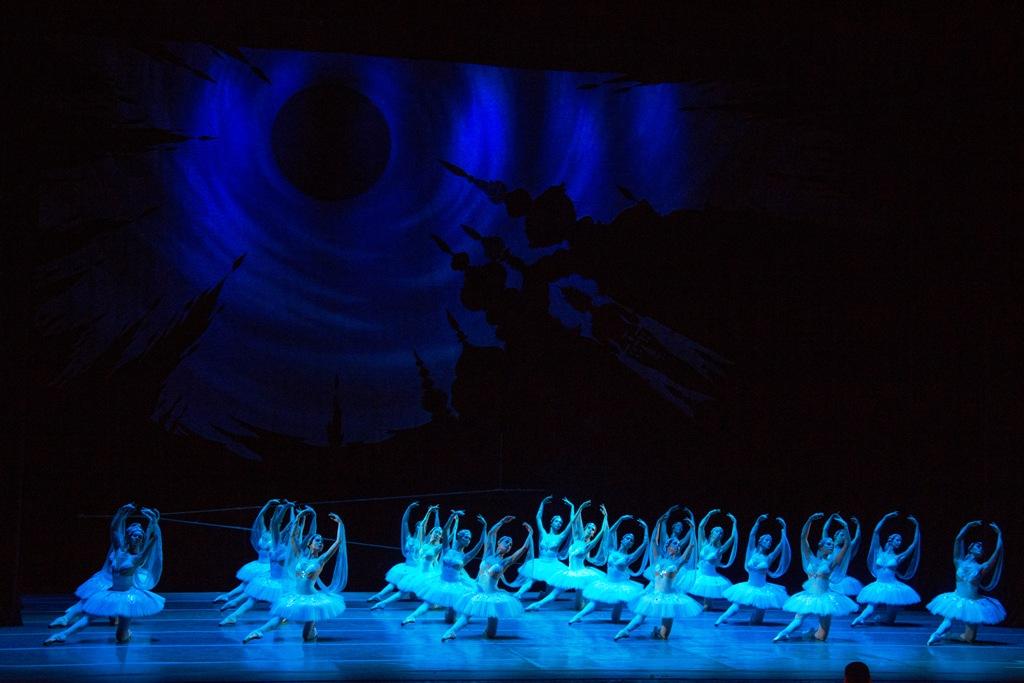 «Баядерка» – один из императорских балетов – в ноябре в Израиле