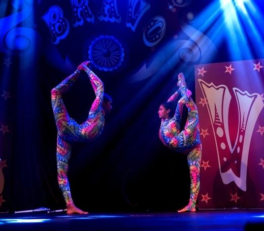В ближайшую Хануку цирк «Браво» снова с нами!