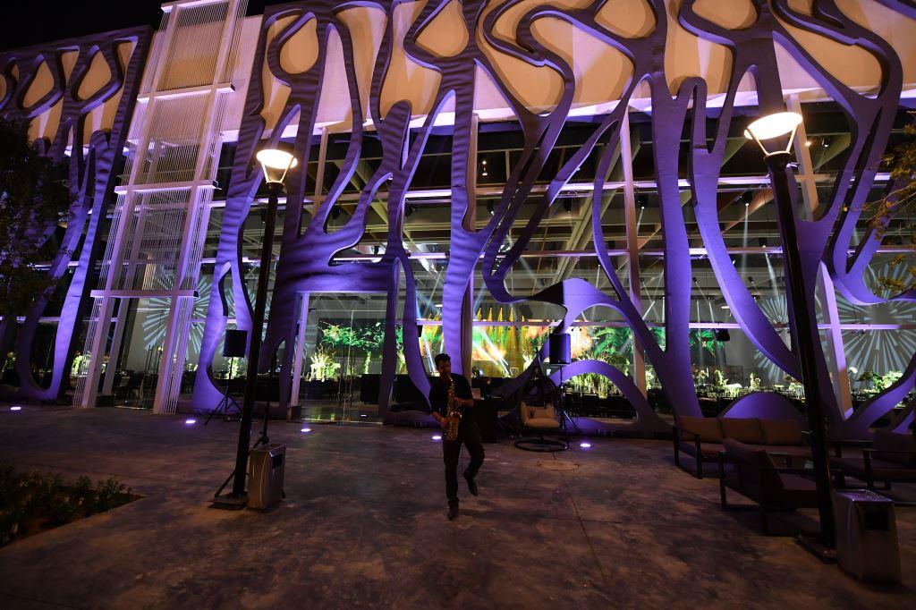 В Израиле открылся самый большой и грандиозный зал торжеств!