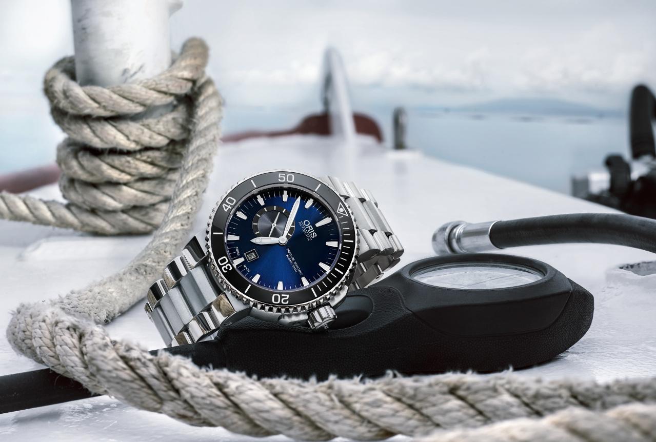 Швейцарские часы Oris – скидки к Новому Году