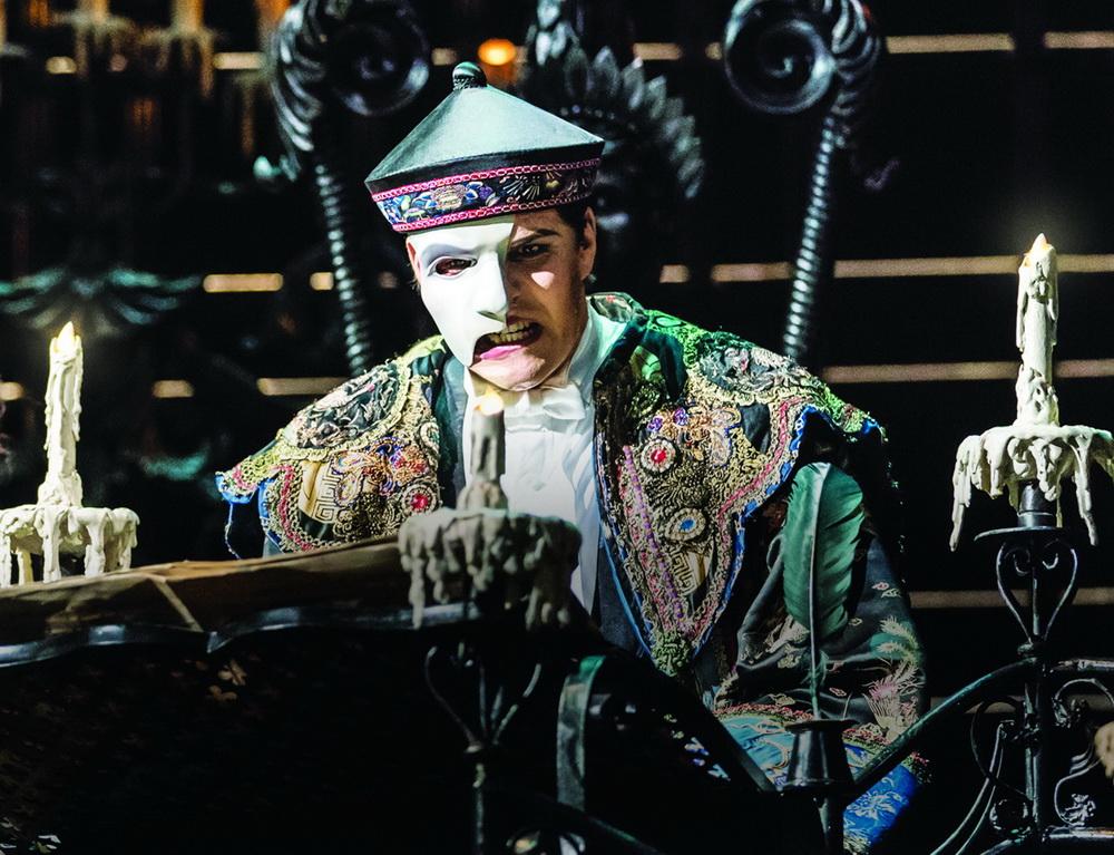 The Phantom of the Opera – самый успешный мюзикл Бродвея – летом 2019 года в Тель-Авиве. 15.000 билетов уже проданы