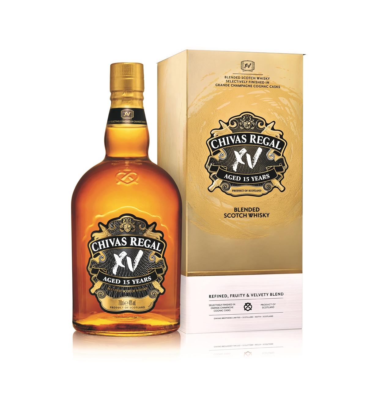 Chivas XV – новое слово любимого виски
