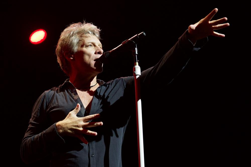 Легендарная рок-группа Bon Jovi выступит в Израиле в ходе международного турне «This House is not for Sale»