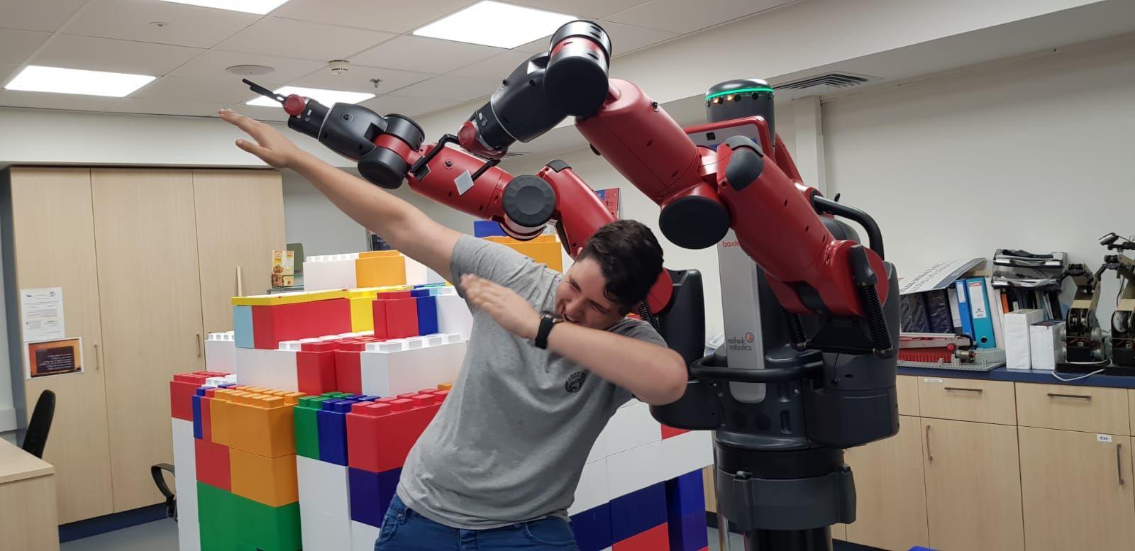 Хайфа – Бостон: образовательный проект по изучению робототехники