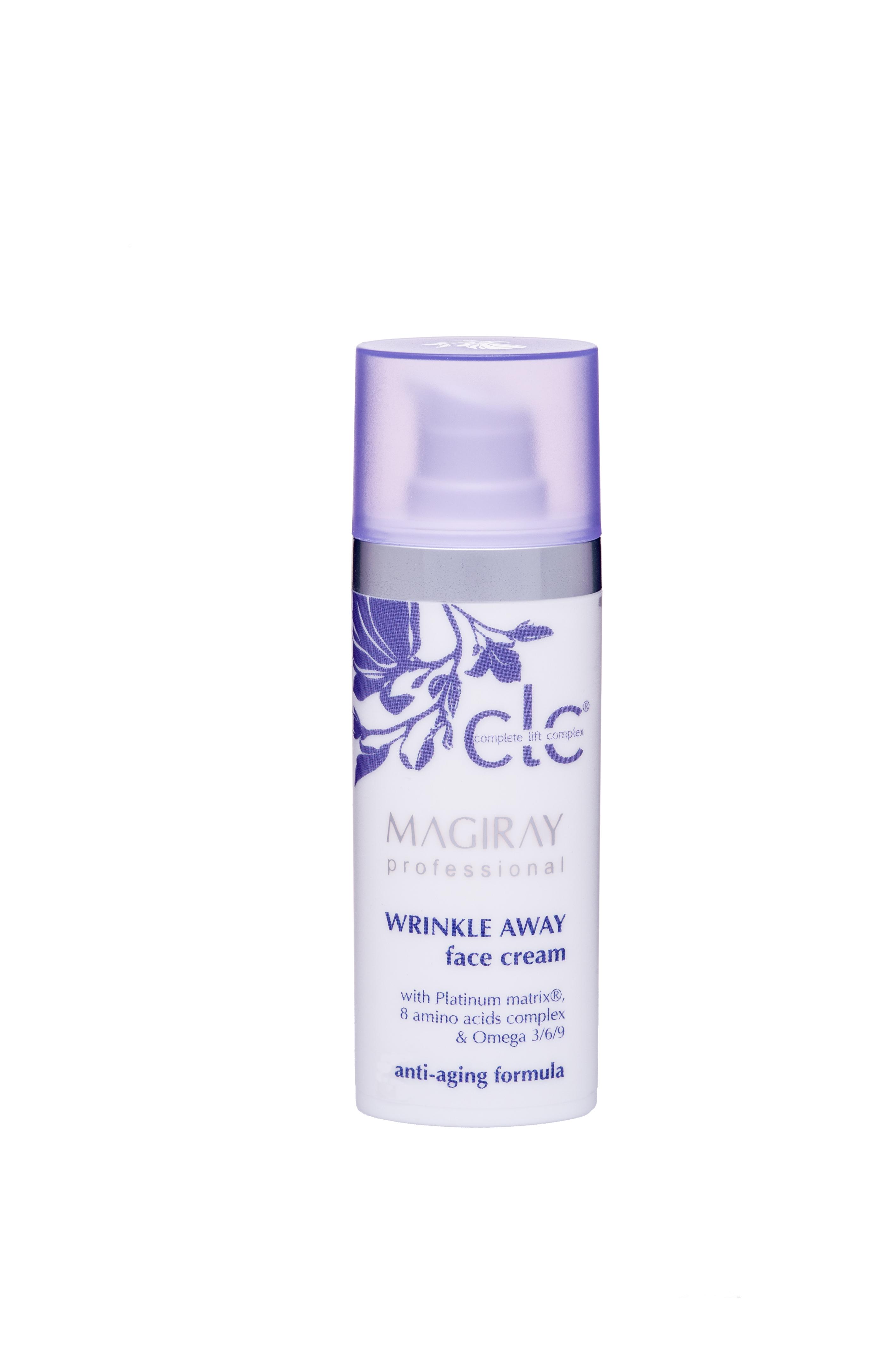 wrinkle away קרם הזנה אנטי איג'ינג לעור בוגר 219שח של מאג'יריי cream