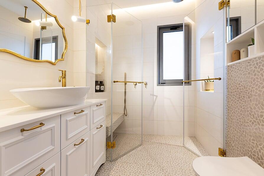 Обновление ванной от AA Ceramics