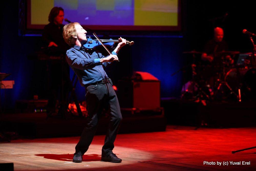 Легендарный рок-музыкант и скрипач-виртуоз Мик Камински:  «Мы очень любим приезжать в Израиль, и каждый раз теплый дружеский прием публики, аплодисменты и овации заставляют нас возвращаться сюда снова и снова»