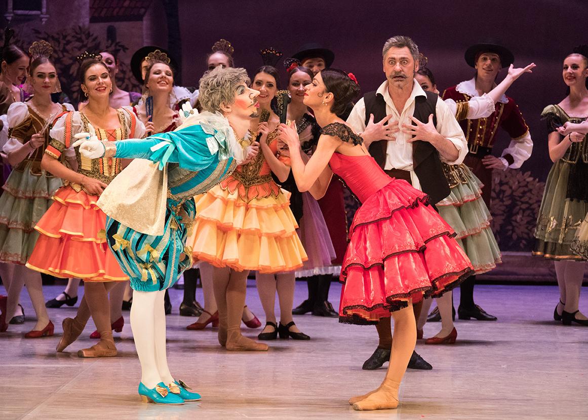Вячеслав Гордеев: «Русский балет танцуют душой»