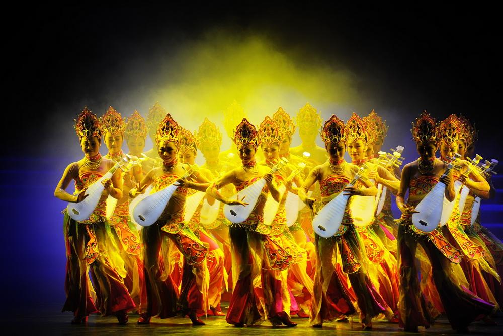 «Китайская балетная весна»