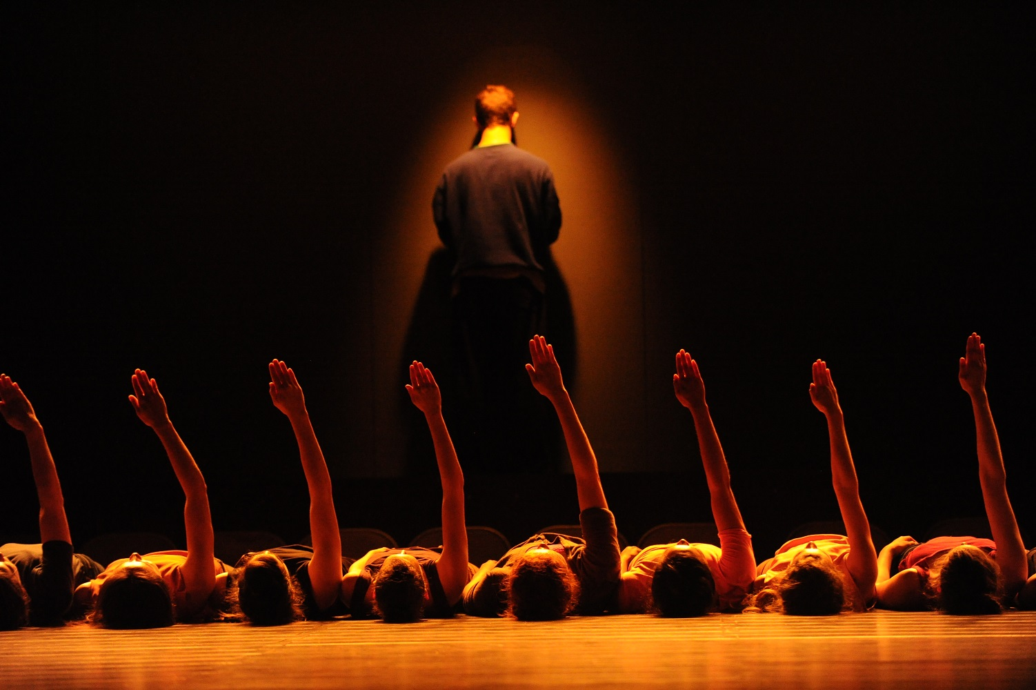 Ансамбль «Бат-Шева»: балет «The Hole» Охада Нагарина – представления в январе
