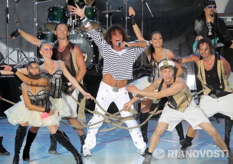 Валерий Леонтьев представит грандиозную шоу-программу «Я вернусь!» в Израиле
