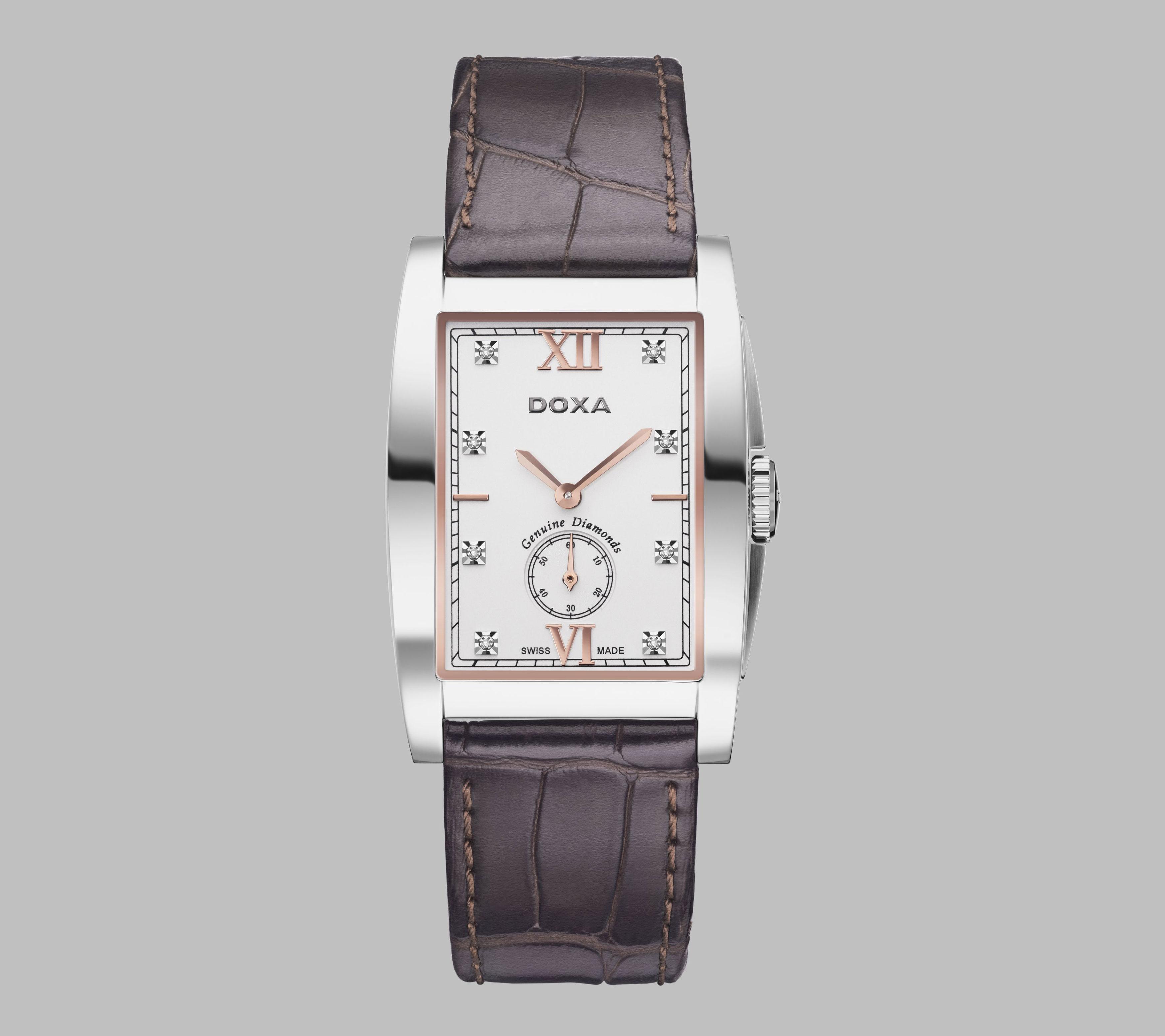 Часы DOXA Executive – для него и для нее