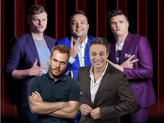 Новый спешл Comedy Club в Израиле!