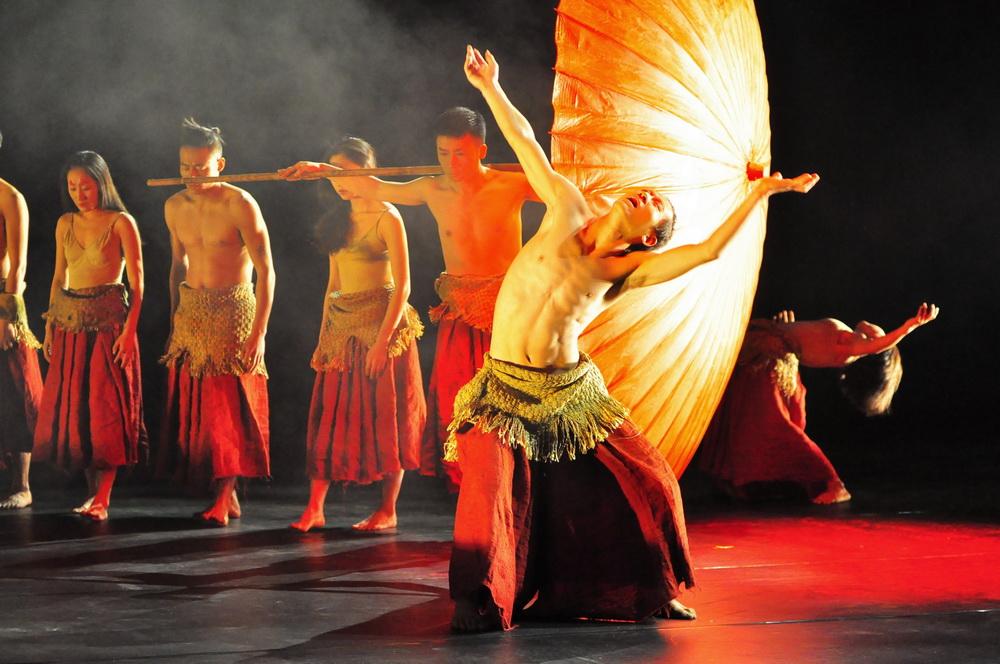 24 цикла китайского танца – китайская хореография из Пекина и Ганьсу в Центре Сузан Далаль