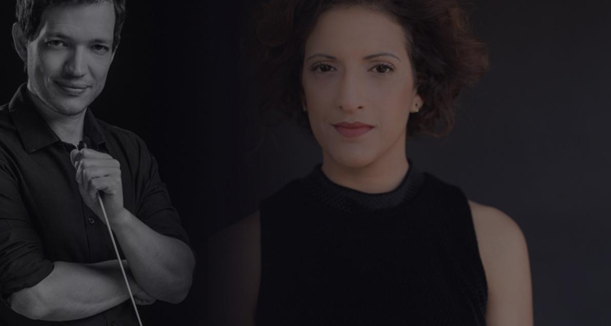 Дирижеры Йонатан Кнаан и Керен Кагарлицки – в ближайших концертах оркестра «Симфонет Раанана»