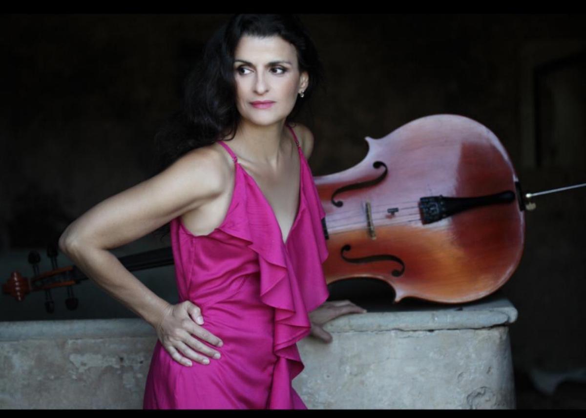 Летиция Химо: «Чтобы быть артистом и музыкантом, надо иметь определенную силу – силу характера, силу воли»