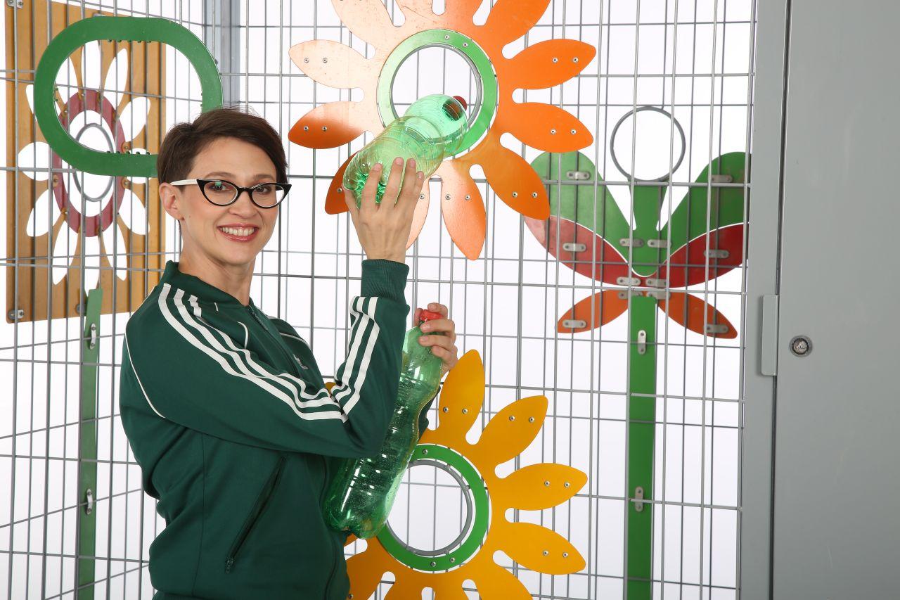 Анна Розина: «Я хочу, чтобы мир стал чище»