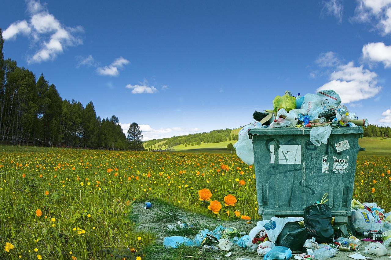 Европа запрещает одноразовый пластик