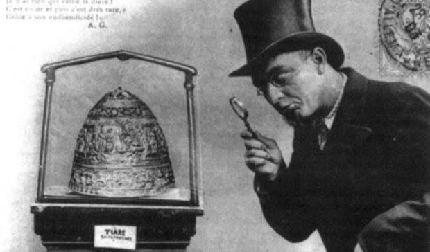 «Тиара царя Сайтаферна» – в музее Иланы Гур