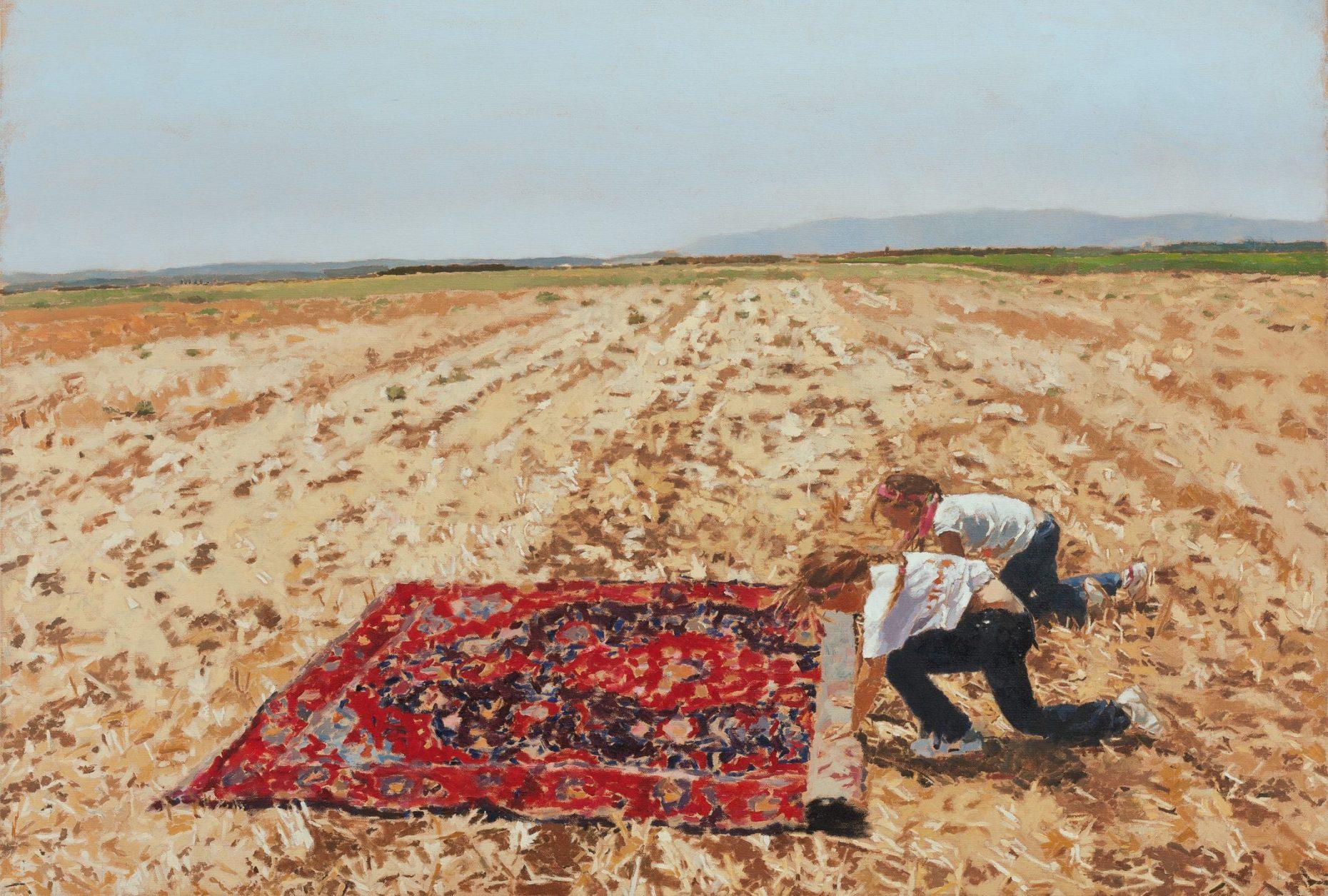 Умение превратить банальность в духовность. Десятилетие премии имени Хаима Шиффа в области фигуративно-реалистического искусства