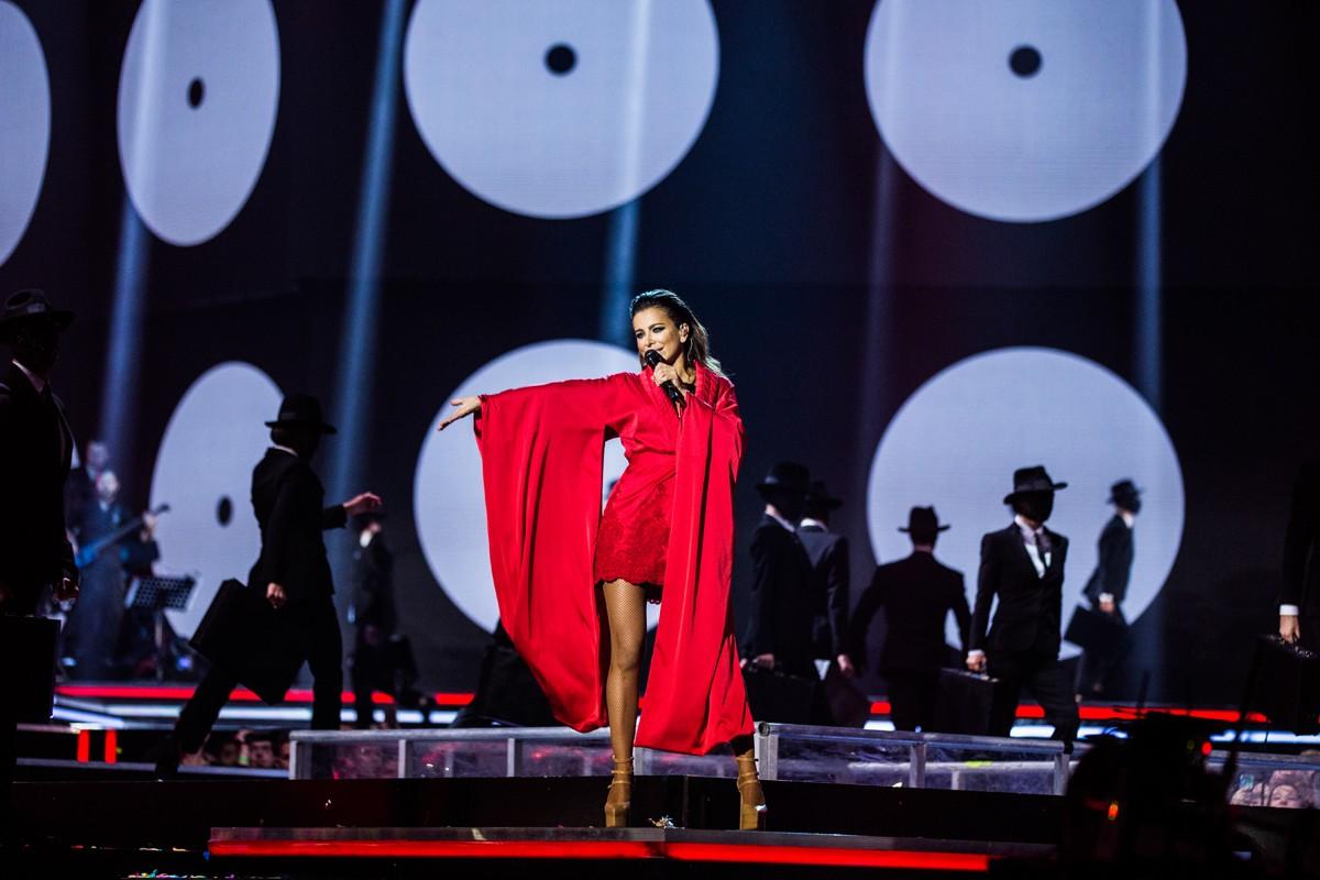 Ани Лорак представит премьеру в Израиле – новое грандиозное шоу DIVA!