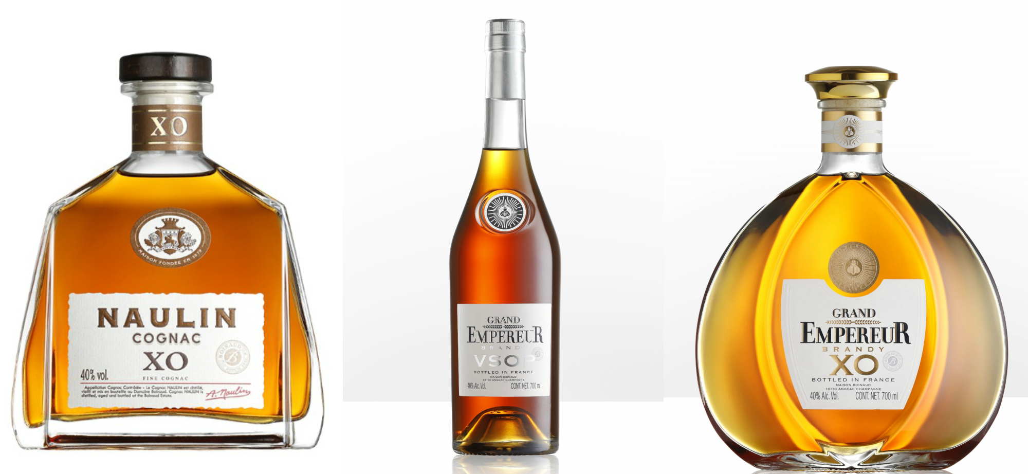 Cognac Naulin kosher for Passover